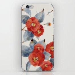 Chinese Painting | Camilla iPhone Skin