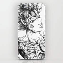 Twisted Beauty   iPhone Skin