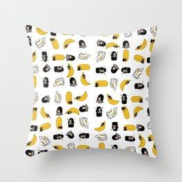 aizawa Throw Pillow
