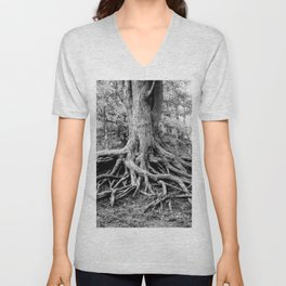 Spread Out, Hold On Unisex V-Neck