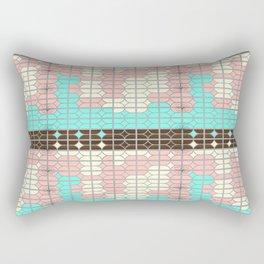 desert modernism Rectangular Pillow