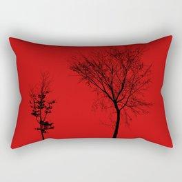TOGETHER IN CAOS Rectangular Pillow