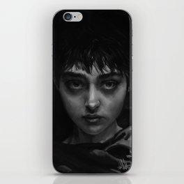 The Branded Girl iPhone Skin