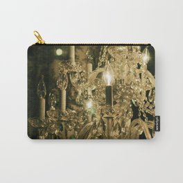 New Orleans Chandelier Carry-All Pouch
