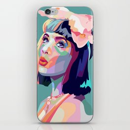 Doll Baby iPhone Skin