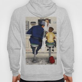 If Norman Rockwell Lived in Today's Society Hoody