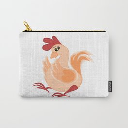 Surprised chicken Carry-All Pouch