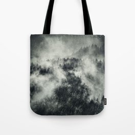 Recently // Dark Boogie Edit Tote Bag