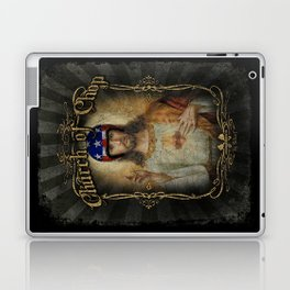 Hot Rod Jesus Laptop & iPad Skin