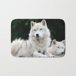 Leader of the pack Bath Mat
