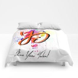 Young Inspirations (Orange) Comforters