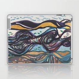 Leda and black swan Laptop & iPad Skin