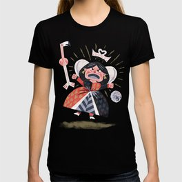Queen of Hearts - Alice in Wonderland T-shirt