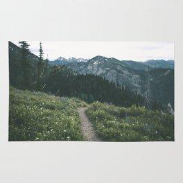 Happy Trails III Rug