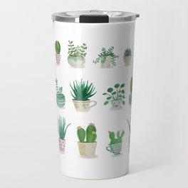 Tiny garden Travel Mug