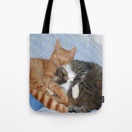 Sleeping Sweeties Tote Bag