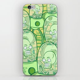 We Come In Peace II The Sequel G iPhone Skin