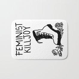 Feminist Killjoy Bath Mat