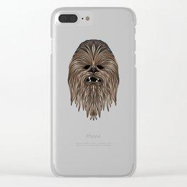 StarWars   Chewbacca Clear iPhone Case