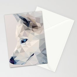 Winter, the Wolf Stationery Cards