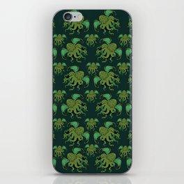CTHULHU PATTERN iPhone Skin