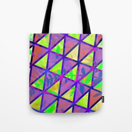 Stepping Boundaries Tote Bag