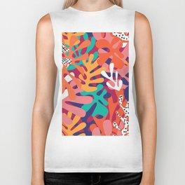 Matisse Pattern 006 Biker Tank