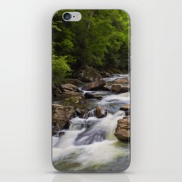 Glade Creek iPhone Skin