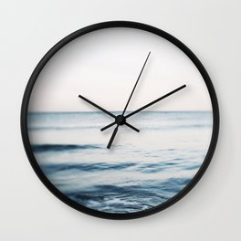 Tide Water Wall Clock