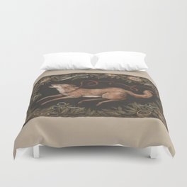 The Escape Duvet Cover