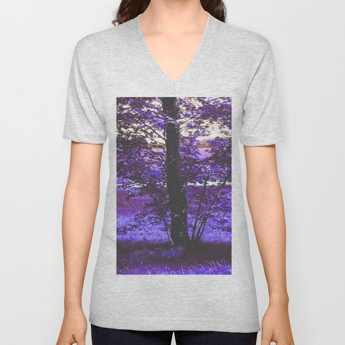 Tree Of Life II Unisex V-Neck