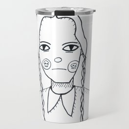 """I'm not perky."" Travel Mug"