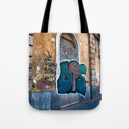 SICILIAN FACADE in CATANIA Tote Bag