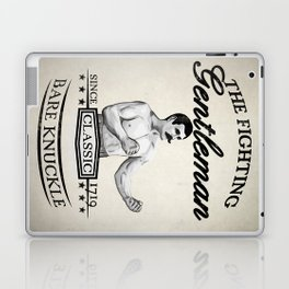 The Fighting Gentlemen Laptop & iPad Skin