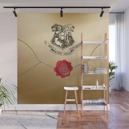 Hogwarts Envelope Wall Mural
