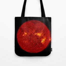 Solar Flares 2, Sept. 4, 2017 Tote Bag