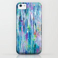 Silver Rain iPhone 5c Slim Case