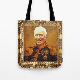 Sir Matt Busby Tote Bag