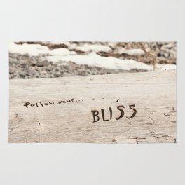Follow Your Bliss Rug