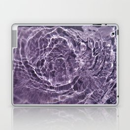 Lilac Bubbles Laptop & iPad Skin