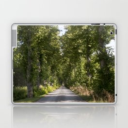 Down the road Laptop & iPad Skin