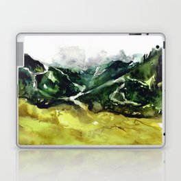 The flow of nature Laptop & iPad Skin