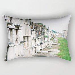 New Orleans Graveyard  Rectangular Pillow
