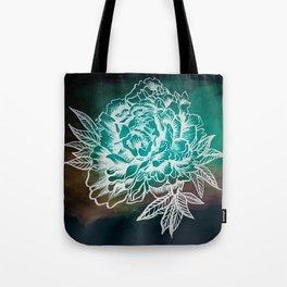Waterflower II Tote Bag