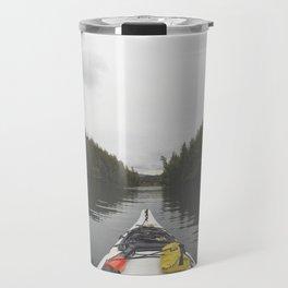 Live the Kayak Life Travel Mug