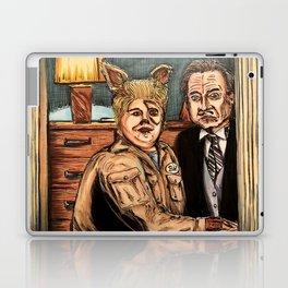 THAT WEIRD SCENE Laptop & iPad Skin