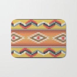 American Native Pattern No. 16 Bath Mat