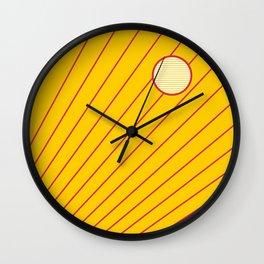 Sunny days #sun #sunshine Wall Clock