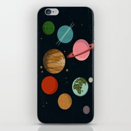 The Planets  iPhone Skin