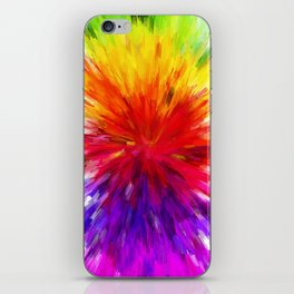 Colors of Life iPhone Skin